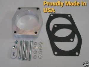 Chevy Gm Tahoe 2007 2016 4 8 5 3l 6 0 6 2 Throttle Body Spacer fits Chevy gm