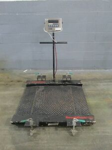 42 X 30 Gse Roughdeck Bps Floor Scale 47218