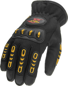 Dragon Fire First Due Rescue Glove Extrication Size Large
