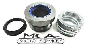 Western Fisher Snow Plow Ram Meyer Cylinder 1 5 Packing Seal Nut 25205 25944