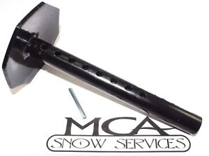 Western Snow Plow Stand Ulta Mount Stand Pin 1 4 X 2 67847 67635