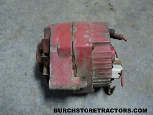 Factory Alternator For Farmall 140 Tractors