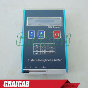 New Thickness Tester Kr100 Handheld Surface Roughness Gauge