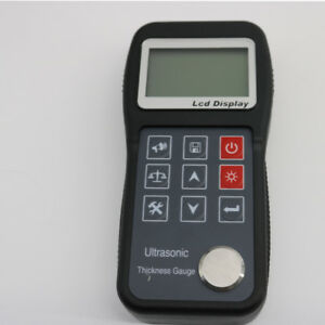 New Digital Ultrasonic Metal Thickness Gauge Kt320 Thickness Meter