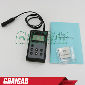 Ed 2000 Eddy Current Thickness Gauge Meter