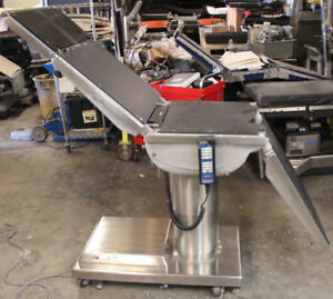 Skytron 6600 Surgical Bariatric General Purpose Surgery Table 4x Rated Capacity