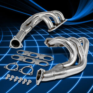 Fit Porsche Carrera 99 04 911 996 Stainless Performance Header Manifold Exhaust