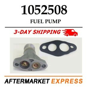 Fuel Primer Pump For Caterpillar Cat 1052508 4w0788 4n2511 6n6800 Free Shipping