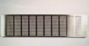 Norlake Milk Bin Louver Stainless Steel punched Genuine P 072057 Nor072057
