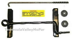 Battery Hold Down Set For 1972 1974 Mopar C Body Imperial