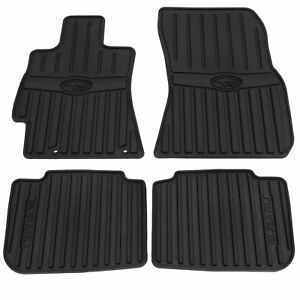 Oem 2010 2014 Subaru Legacy Outback All Weather Floor Mats Rubber New J501saj000