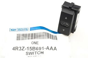2005 2014 Ford Mustang Convertible Roof Top Switch Oem 4r3z15b691aaa