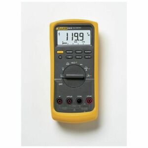 Fluke 83 5 Industrial Digital Multimeter 10a Ac 1000v Ac 83 v Auto manual