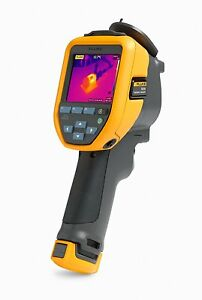 Fluke Tis10 9hz Thermal Imaging Camera 80x60 Resolution 5mp 3 5 Lcd