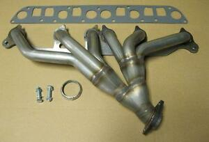 1991 1999 Jeep Wrangler Cherokee Grand Stainless Steel Header Tj Yj Xj Zj 4 0l