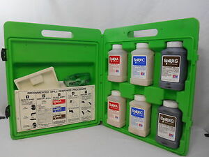 Em Science Chemical Spill Treatment Kit In Case Complete Sx0860 1