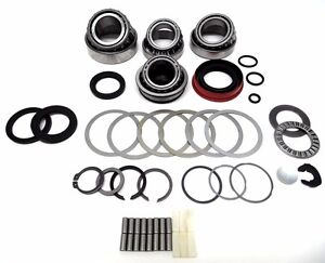 T 5 World Class 5 Spd Transmission Ford Chevy Rebuild Bearing Seal Kit Bk 149