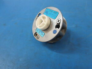 Coastel Cable Tools 24 734 Cutter Head For Port a strip Coax Stripper Used