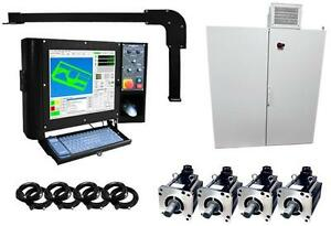 Machmotion Cnc Boring Mill Retrofit Kit