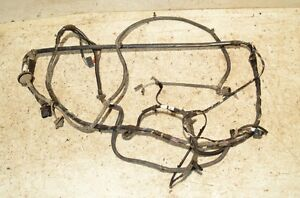 Oem Jeep Wrangler Tj Tail Light Wiring Harness 2002 Brake Taillight Hard Top 02t