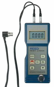 Reed Tm 8811 Ultrasonic Thickness Gauge 0 05 To 7 9 1 5 To 200mm Range