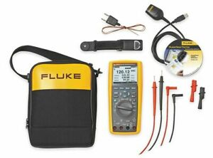 Fluke 289 fvf Industrial Logging Multimeter Flukeview Forms Combo Kit