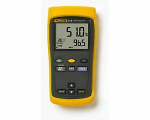 Fluke 51 ii Single Input Digital Thermocouple Thermometer 51 2