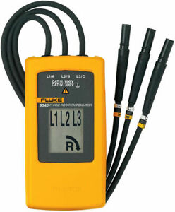 Fluke 9040 Phase Rotation Indicator With High Voltage Capability