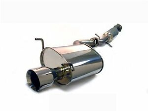 Tanabe Medallion Touring Cat back Exhaust For 2000 2005 Lexus Is300 T70038