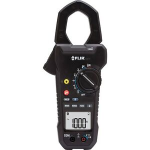 Flir Cm78 Industrial Amp Clamp Meter With Ir Thermometer Ac dc 1000a 1000v