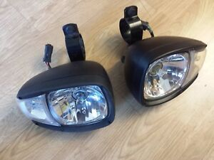 Nordic N500 Led Headlights Snow Plow Tractor Heavy Construction 24v L
