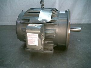 Baldor 2 Hp 1725 Rpm 3 Phase Variable Speed Ac Vector Duty Motor Idnm3669t