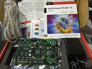 Texas Instruments Tmds320006711 Dsp Starter Kit