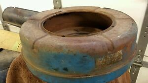 Ford Air Cleaner 60 S 70 S Breather Horn Carburator