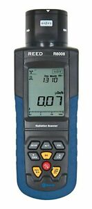Reed R8008 Multi function Digital Radiation Meter Alpha Beta Gamma