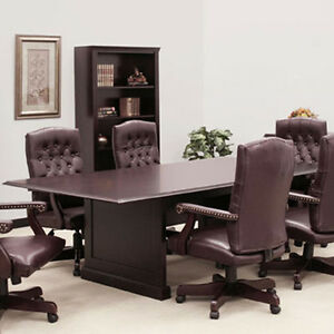 Traditional Boardroom Table And Chairs Set 8 24 Ft Conference Room With 10 12