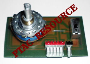 Ptac Resource Main Switch Sw vz31hsw Wp28x56 1fa4b1a001900 1fa4b1a033100 0 New
