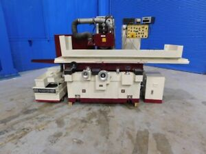 16 X 40 Chuck Chevalier Automatic Surface Grinder Metal Grinder