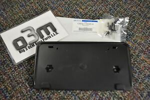 2013 2014 Ford Focus Front Bumper License Plate Bracket New Oem Cm5z 17a385 A