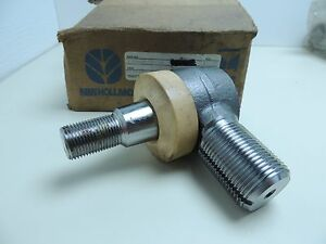 New Holland Orig Parts Ford Tractor Tie Rod End E3nn3n981aa Nos