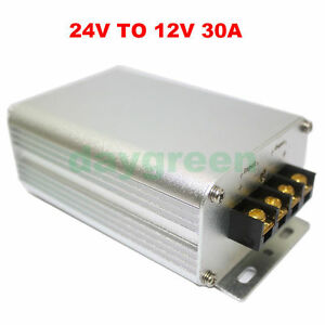 24v To 12v Step Down Dc Dc Converter Voltage Regulator 60a 40a 30a 20a 10a 5a Cn