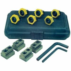 Phase Ii 223 620 12 Pc 5 8 T slot Clamping Kit
