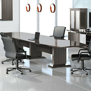 8 16 Modern Conference Room Table Boardroom Meeting Office 10 12 14 Ft Foot