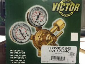Victor Pressure Regulator