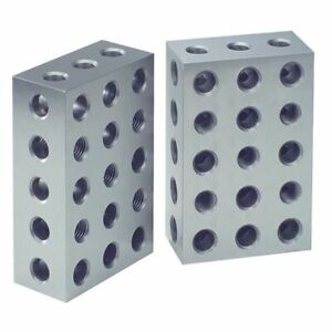 Ttc G 246f Precision Ground 2 4 6 Block Set supplied In Matched Pairs