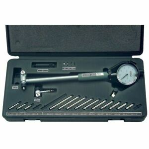 Fowler 52 646 400 Dial Bore Gage Set Measuring Range 1 4 6