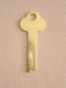 Ilco 1321 Safe Deposit Box Key Blank By Ilco