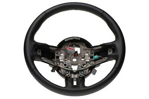 Oem New Cashmere Leather Steering Wheel 2015 2017 Ford Mustang Fr3z 3600 Ab