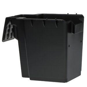 Oem New Center Console Utility Box Storage Container Black Escape 8l8z781354aa