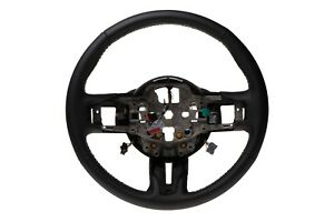 Oem New Cashmere Leather Steering Wheel 15 17 Mustang Ecoboost Fr3z 3600 cb